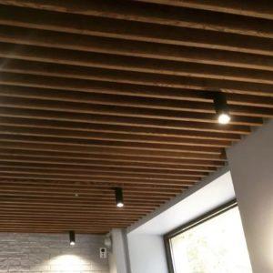 Деревянные потолки, балки