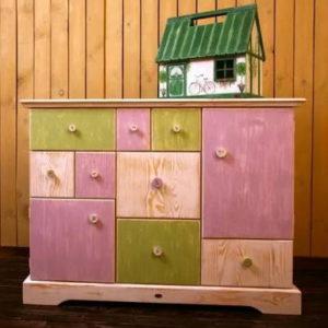 Комоды для детской комнаты